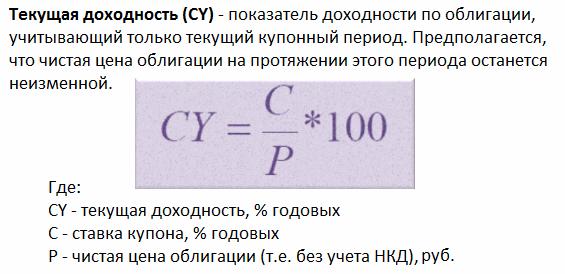 Как посчитать реальную доходность облигации
