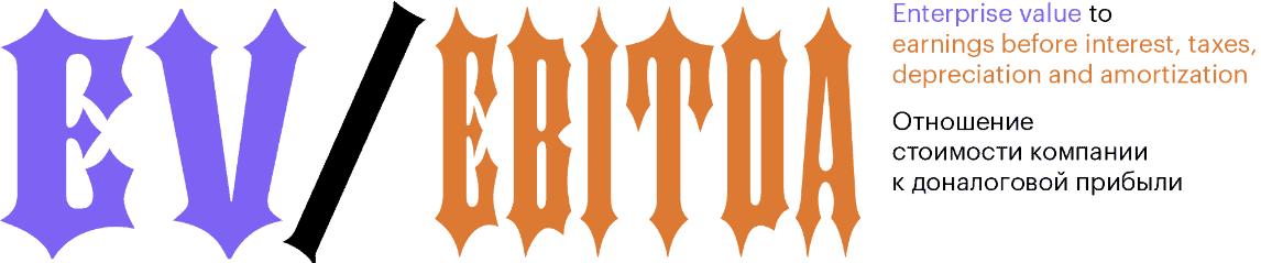 Мультипликатор EV/EBITDA